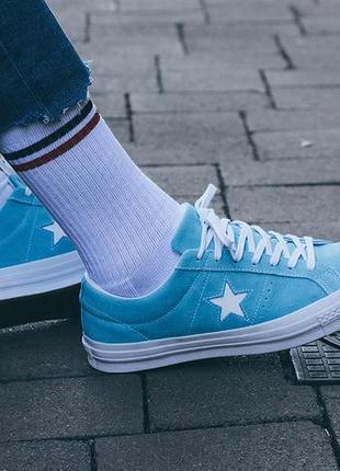 Кеди converse one star кєди 36-39 розміри