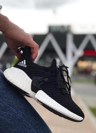 Кросівки adidas alphabounce instinct black