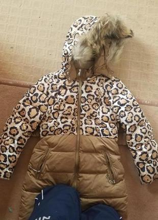 Зимняя курточка kids