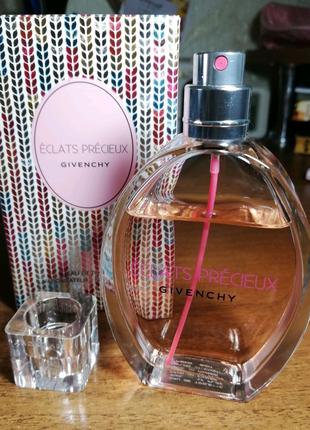 Givenchy eclats precieux туалетная вода, оригинал