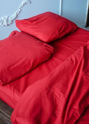 """Двухспальный комплект постельного белья из бязи голд""""однотонны..."""
