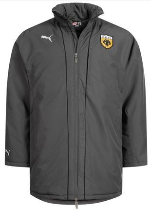 Оригинал мужская зимняя куртка aek athen puma v1.08