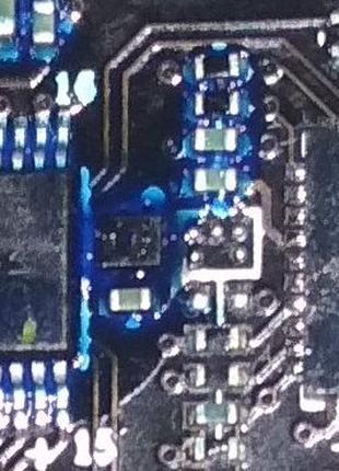 Разблокировка контроллера bq30z55 батареи DJI Mavic Pro