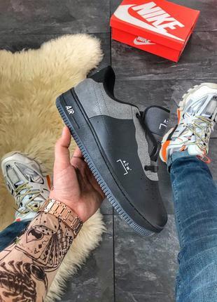Nike air force low acw black
