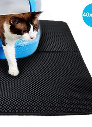 Водонепроницаемый коврик для кошачьего туалета