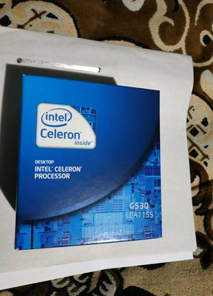 Процессор INTEL Celeron G-530.Новый.