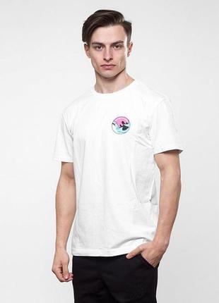 Футболка punch - shark, white