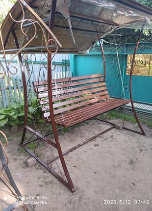 Садова качеля