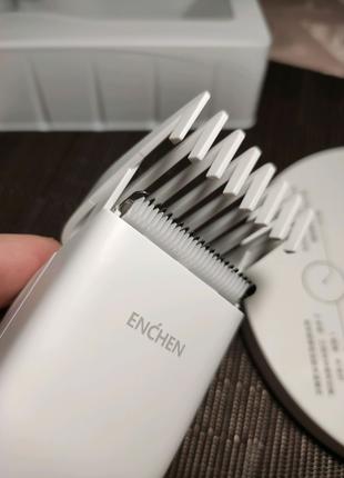 Машинка для стрижки волос Xiaomi ENCHEN Boost  с керамическими но