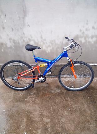 Горный велосипед Victus Quatrun