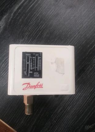 Реле давления Danfoss