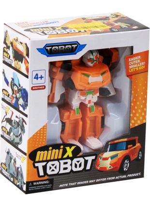 Робот трансформер Тобот, Tobot