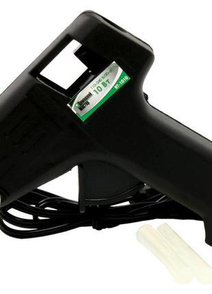 Пистолет клеевой Intertool - 7 мм x 10Вт