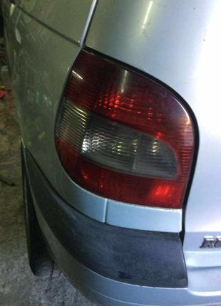 Б/У фонарь задний Рено Сценик 1, Renault Scenic 1 правый, левый