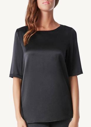 Super sale !!! шикарная полностью шелковая блуза intimissimi !...