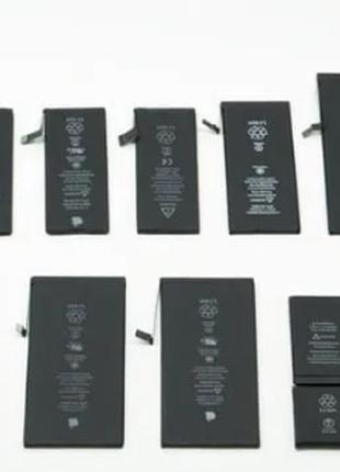 Аккумулятор батарея iPhone 4 4s 5 5s 5c 6 6s 6s+ 7 7+ 8 8+ айфон