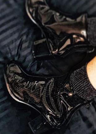 Блестящие носочки в рубчик от calzedonia !!!