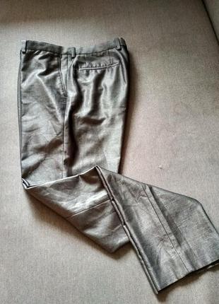 Мужские классические брюки burton london, новые, размер 32r sl...