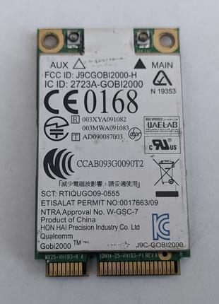 3G Модем Qualcomm Gobi 2000 / для HP un2420 / EV-DO-HSDPA GPS