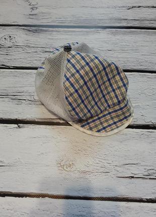 Шапка шапочка кепка панама панамка кепочка тонкая хлопковая