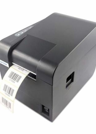 Xprinter XP-235B USB Термо принтер этикеток и чеков