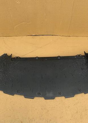 защита переднего бампера tesla model 3