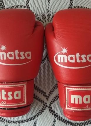 Перчатки для бокса(6oz)