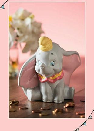 Очень классная копилка слоник дамбо, dumbo disney