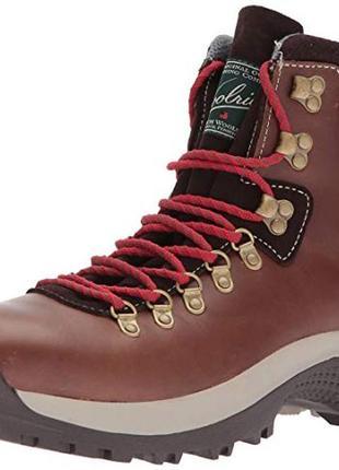 Теплые непромокаемые ботинки woolrich trail stomper winter 43.5