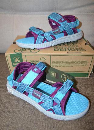 Спортивные босоножки сандалии kamik 38 размер - 25.2 см