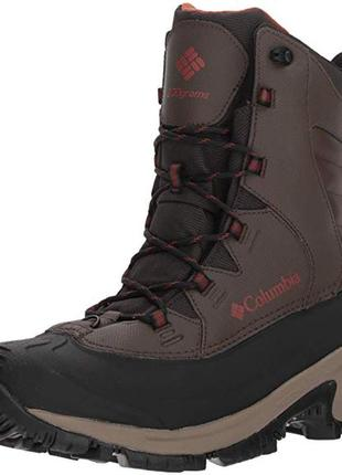 Зимние теплые непром-мые ботинки columbia bugaboot iii usa -32C