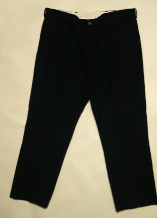 Теплые брюки на высокого. размер 40/29