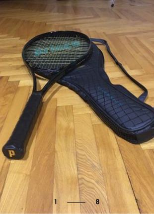Prince Synergy Lite, теннисная ракетка, профессиональная! Оригина