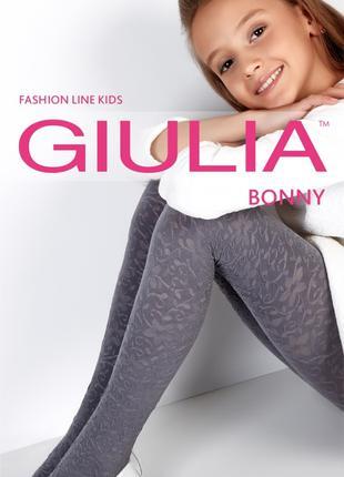 Детские колготки для девочек с рисунком BONNY 80 model 19