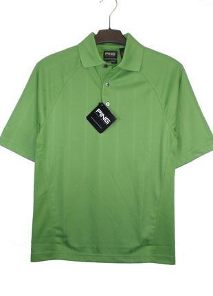 Быстросохнущая футболка поло тенниска подростковая мужская бре...