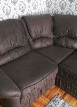 Большой Угловой диван Reikartz