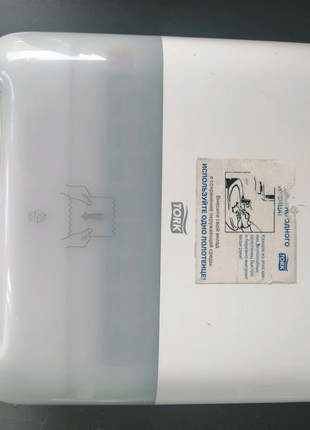 Держатель для бумажных полотенец ТORK Matik 55100