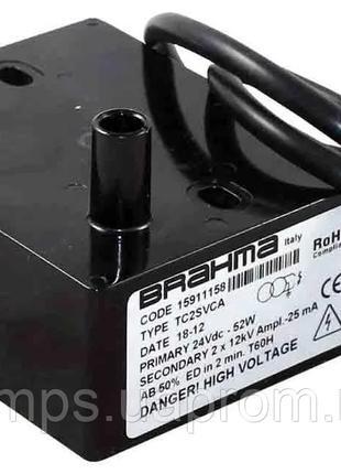 Высоковольтный трансформатор Brahma TC2SVCA code 15911158 24V DC