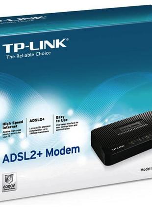 ADSL2+ модем TP-Link TD-8616