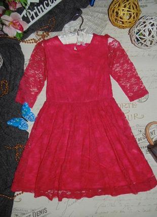 8-9лет.шикарное платье miss e*vie.мега выбор обуви и одежды