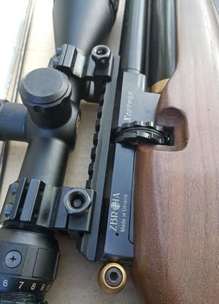 Пневматическая винтовка PCP Хортица Classic 4,5мм