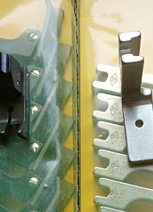 Лапки для промышленной прямострочной швейной машины