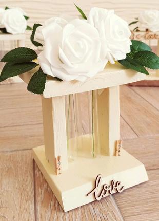 Ваза. Подставка для цветов