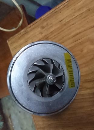 Турбина, катридж турбины,турбокомпрессор.