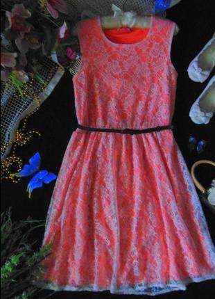 12-13лет.нарядное платье y.d. mега выбор обуви и одежды