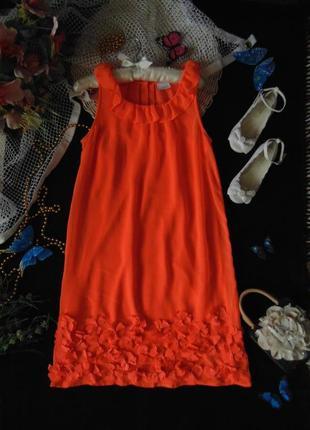 11лет.изысканное нарядное шифоновое платье next .мега выбор об...