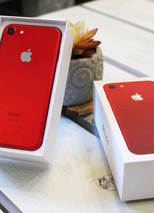 Идеал IPhone 8 64Gb PRODUCT Red Neverlock!