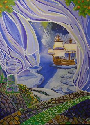 """Картина """"Корабель мрій"""""""