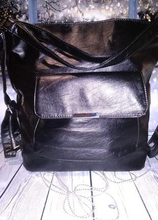 Женская повседневная сумка/ рюкзак