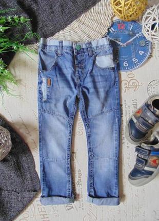 3-4года.бомбезные джинсы next .mега выбор обуви и одежды